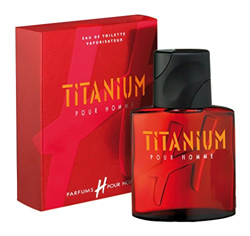 H Pour Homme – Eau de Toilette Homme Titanium – 75ml