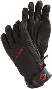 Mammut Guide Work noir (Taille cadre: 6) Gants softshell