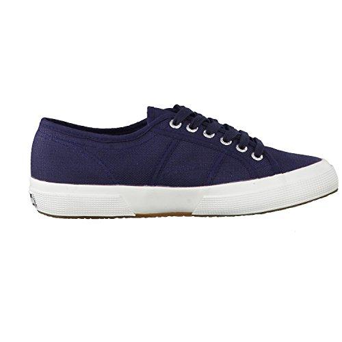 Superga 2750 Cotu Classic, Sneakers Unisex - Adulto NAVY-FWHITE