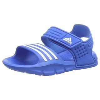 best service 7664a 5d300 adidas Performance Unisex-Baby Akwah 8 I Badeschuhe Blau (Bahia Blue  S14Running