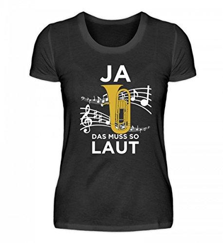 Hochwertiges Damenshirt - Ideal für Alle Euphonium Musiker!