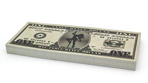 100 x $1 Table Dance Dollar Cashbricks®