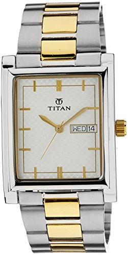 4117w9W0w9L - Titan 90024BM01 Karishma  Mens watch