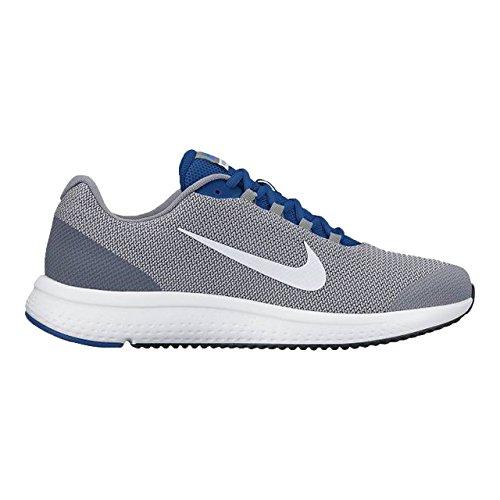 Nike Runallday, Scarpe Running Uomo Grigio/bianco/blu (Cool Grey/White-Blue Jay-Wolf Grey)