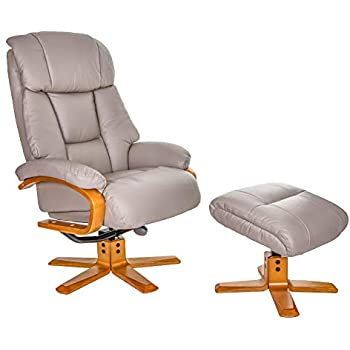 Gfa The Nice Swivel Recliner Chair And Matching