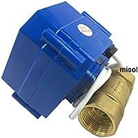 MISOL 1pcs of 110V motorized ball valve