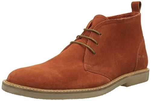 kickers-tyl-bottines-classiques-homme-rouge-rouge-brique-45-eu