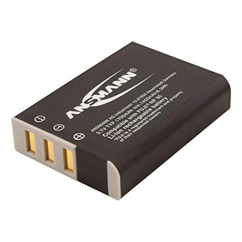 Ansmann 1400-0022 - A-Fuj NP95 Li-Ion, batería 3,7V/1700mAh para cámara digital de fotos Fuji
