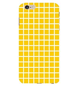 HiFi Designer Phone Back Case Cover Apple iPhone 6 :: Apple iPhone6 ( Colorful Yellow Pattern Design )