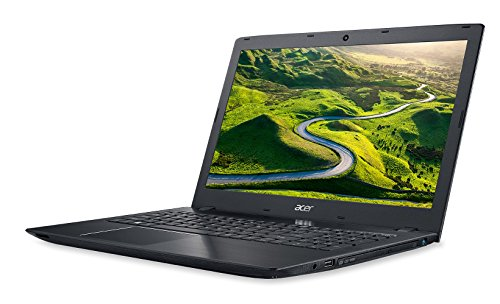 Acer Aspire E5-575-50Q4 PC Portable 15'' Full HD Noir (Intel® CoreTM i5, 8 Go de RAM, SSD 256 Go, Intel HD Graphics 620, Windows 10)