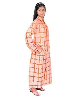 Devil Women's Printed Overcoat|Raincoat