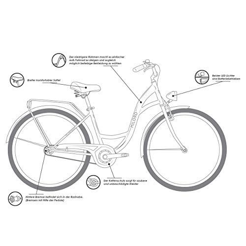 Zoom IMG-2 milord 26 1 velocit bici