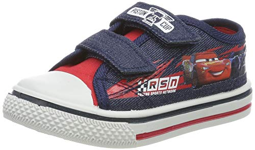 Cars Boys Kids Low Sneakers, Baskets Basses garçon