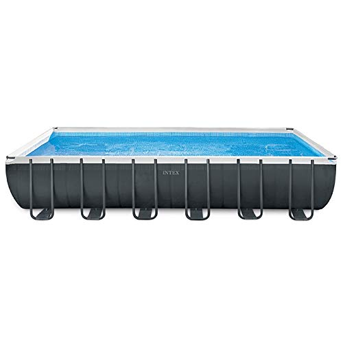 INTEX Kit piscine Ultra XTR rectangulaire 7.32 x 3.66 x 1.32 m