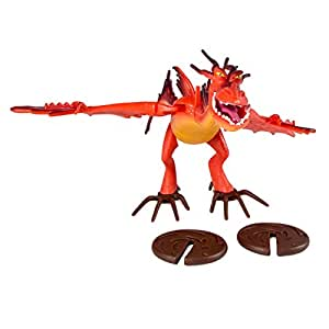 Dragons Defenders of Berk - Hakenzahn Aktionfigur [UK Import]
