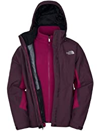 Modelo Talla The Funcional xl Evolution Triclimate Bordeaux Chaqueta Face Red North Ywaq4Yz