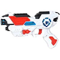 SIMBA 108042205–Planet Fighter Space Shooter Laser Pistola, 23cm