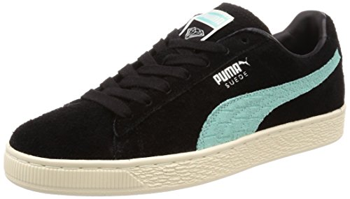 Puma Suede Diamond Black Mint Größe: 9,5(44) Farbe: - Sneaker Mint Puma