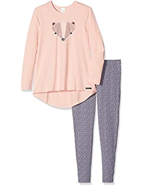 Skiny Mädchen Zweiteiliger Schlafanzug Lovely Dreams Sleep Pyjama Lang