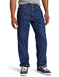 Carhartt Men's Relaxed Straight Jeans (B003OLQ132_38W x 30L)