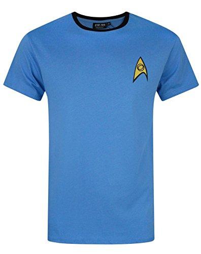 Herren - Vanilla Underground - Star Trek - T-Shirt (L)