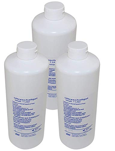 Seidel Ultraschallgel 3 x 1000 ml Kontaktgel