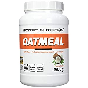 Scitec Nutrition Oatmeal, Gainer, Cocco, 1500 g 4 spesavip