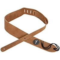 Chord Leather Guitar Strap Natural