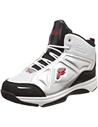 outlet store e1b83 3395c Fila Men s Swish Basketball Shoes
