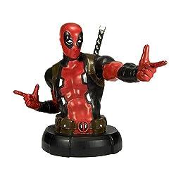 Sherwood Media Deadpool Super Heroes Marvel Büste