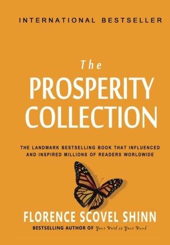 Florence Scovel Shinn: The Prosperity Collection por Florence Scovel Shinn