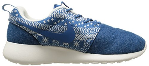 Nike Wmns Roshe One Winter, Chaussures de Sport Femme Brigade Bleue/Brigade Bleue-Sail