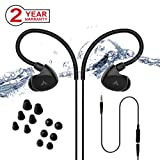 Best Fit Earbuds - Avantree IPX7 Waterproof Headphones Swimming, Secure Fit Earbuds Review