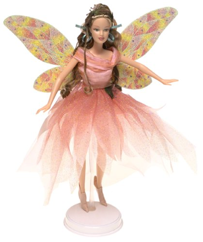 Barbie - Collector Edition - The Enchanted World of Fairies Collection - Second in a Series - Fairy of the Garden