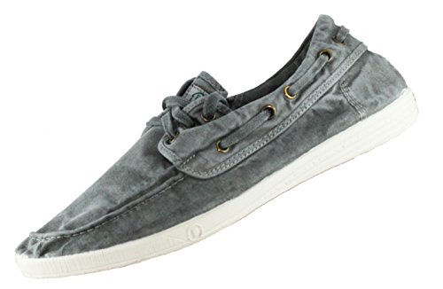Natural World 303E - Herren Schuhe Sneaker Grau