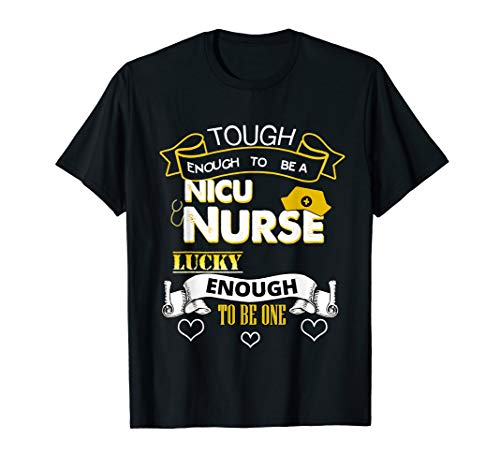 Cute NICU Nurse Neonatal Nursing Preemie Baby Care T-Shirt Preemie-shirt