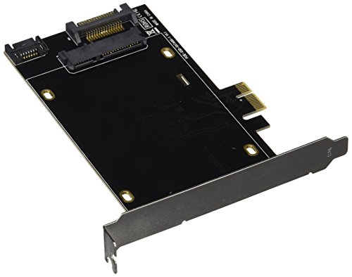 Sedna–PCI Express (PCIe) SATA III (6G) SSD adattatore con 1porta SATA III