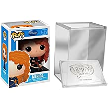 Funko Pop: Disney: Series 5: Brave - Merida Vinyl Figure + FUNKO PROTECTIVE CASE