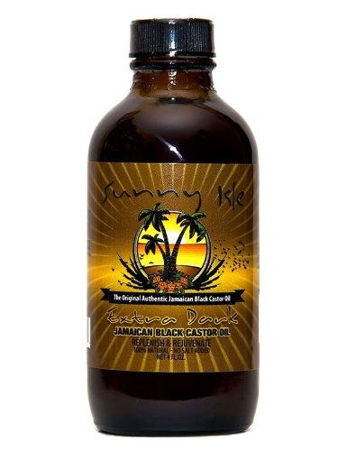 Sunny Isle Ex-Dark Jamaican Black Castor Oil 4oz