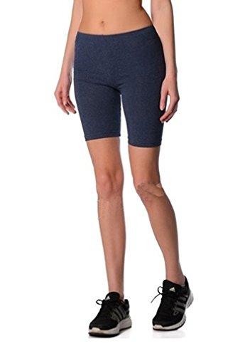 Dykmod Damen Kurze Leggings Shorts Sport Radlerhose 36 38 40 42 44 46 Jeans