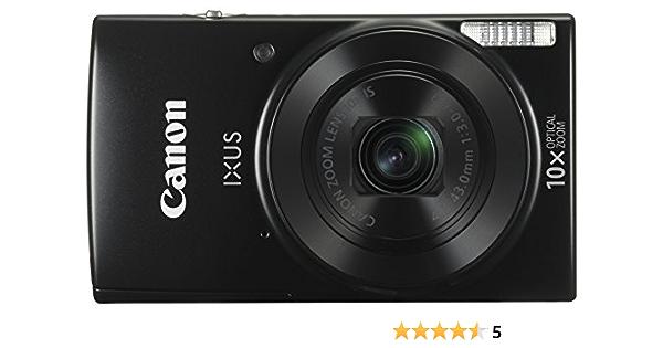 Canon Digital Ixus 190 20 Mp 1 Kamera