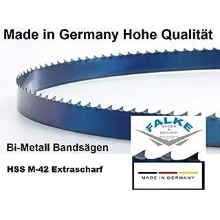 HOLZMANN HBS 300 J Sägeband HSS M42 2240 x 13 x 0,90mm 10/14 ZpZ Bandsägeblatt