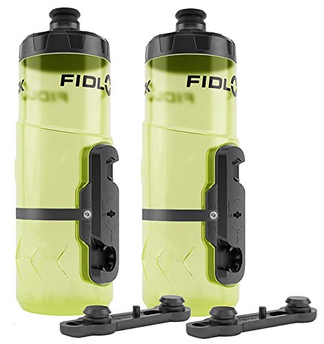 Fidlock - Twist Bottle 600ml 2er Set Farbe Lime - Green Lime Green Bottle