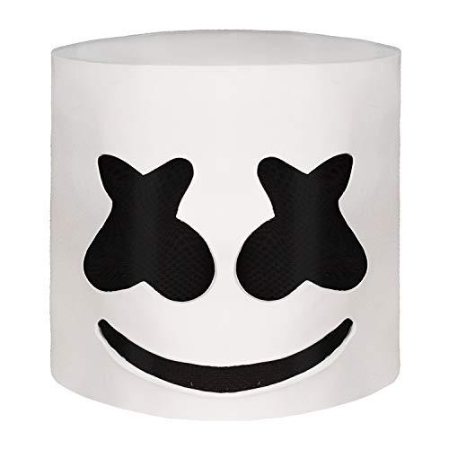 maschera marshmello dj  molezu Top 10 DJ Maschera Marshmello da Indossare, caschi per ...