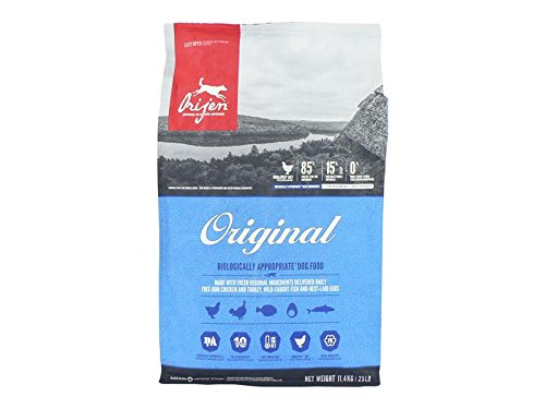 Orijen Adult Original Food, 11.4 kg