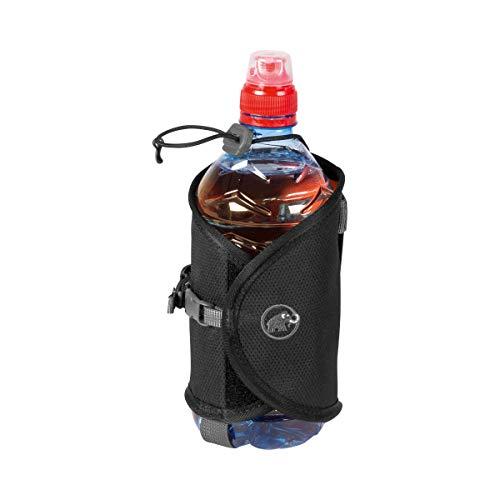 Mammut Uni Flaschenhalter Flaschenhalter Add-on bottle holder, schwarz, One Size