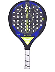 DROP SHOT Pro Energy Pala Pádel, Unisex Adulto, Negro, ...