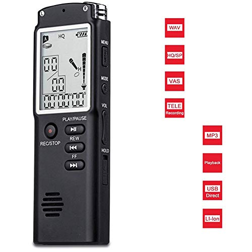 QLPP Voice Activated Recorder by...