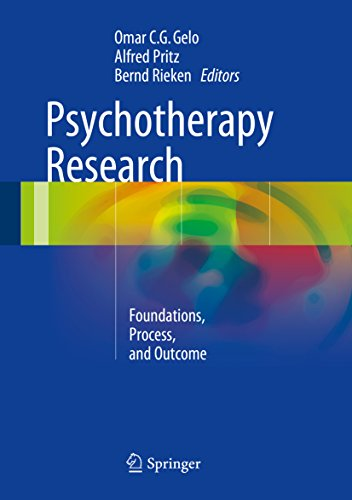 Psychotherapy Research: Foundations, Process, and Outcome (English Edition)