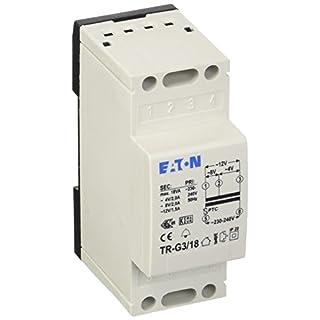 Eaton Klingeltrafo 4-8-12 V, 2-2-1,5 A REG, TR-G3/18, 272483